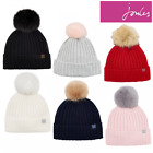 Joules Pop-a-Pom Bobble Hat (X) **FREE UK Shipping**