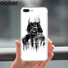 Silicone Protective Star Wars Action and Cartoon Iphone Case BB-8, R2-D2, Vader!
