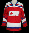 OTTAWA NATIONALS RETRO WHA HOCKEY JERSEY NATS TOM MARTIN SEWN NEW ANY SIZE