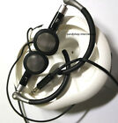 New GENUINE Black NiK Sport Headset Handsfree Black no box 3.5mm plug