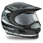 Arctic Cat TXI Black DOT Snowmobile Helmet With Non-Electric Shield 5272-23X