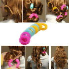 8Pcs Plastic Hair Rollers Beauty DIY Styling Hairstyle Magic Curler Curls Tools