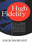 2 books:High Fidelity by Nick Hornby plus FREE Nathaniel's Nutmeg 1 mans courage