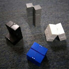 Fashion Infinity Magic Cube Fidget Finger EDC Anxiety Stress Relief Block Toy