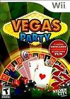 NEW Wii Game      Vegas Party     MAKE AN OFFER