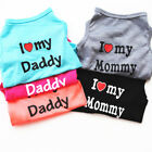 Small Pet Dog Apparel Vest Puppy Cat Coat Clothes T-shirt Summer Vest XS/S/M/L ☇
