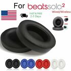 2X Replacement Ear Cover Pads Cushion For Beats Solo 2.0 Wireles/Wire Headphone