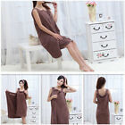 Ultra-fine Fiber Wearable Bath Towel Soft Sleepwear Bathrobe Homeware