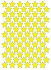 25mm Stars, Self Adhesive Sticky Stickers Labels, Lots of colours available !