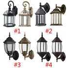 porch reviews - Outdoor Wall Porch Patio Light Exterior Lighting Lamp Lantern Fixture Waterproof