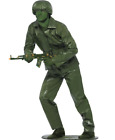 Toy Soldier Adults Armed Forces Fancy Dress Costume