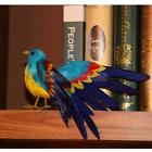 VARIOUS Artificial Bird Feathered Animal Home Party Decor Valentine's Day Gift