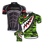 Breathable Cycling Clothing Men's Bike Tops Tshirt Short Sleeve Bicycle Jerseys