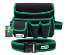 15 Pocket Electrician Tool Pouch Bag Multi Propose Waist Bag Thicken Belt