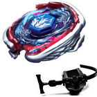 Neu Beyblade + Launcher Top Metal Fusion Fight Masters 4D System Toys Set In Box