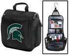 College Logo Shaving Kit or Mens Toiletry Travel Bag - SELECT YOUR NCAA SCHOOL