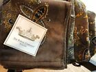 The Royal Company Velvet Paisley Bath Towels- New with tags