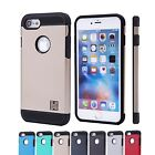Dual-Layer Hybrid Slim Armour Shockproof Case Cover For Apple iPhone 6/6S Plus