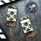 Off White Camo Army Mastermind Case Cover for iPhone X 6s 7 8 Plus
