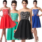 Dress Evening Blue Prom Cocktail Homecoming Formal Karin Party Bridesmaid Short
