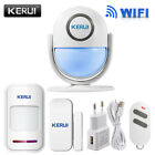 KERUI WIFI Home Security Alarm System DIY KIT IOS/Android Smartphone App 120dB