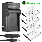 NP-BN1 Li-ion Battery & Charger For Sony Cyber-Shot DSC-W530 W570 TX100V TX5 TX7