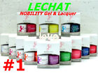 LECHAT NOBILITY LED/UV GelColor & Free Nail Polish Duo Set #1 /Choose Any Color $7.35 USD on eBay