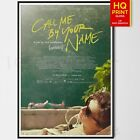 Call Me By Your Name Movie Poster Luca Guadagnino Film Art Print A4 A3
