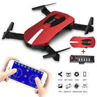 JY018 2MP Camera Foldable WIFI FPV RC Quadcopter Selfie Pocket Drone G-sensor