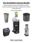The Grainfather Connect Bundle - Graincoat, Hop Spider, Your Choice of Hops(1lb)