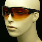 Hd high definition sunglasses blue ray blocker amber lens drive vision safety