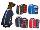 CLOSEOUT PRICES Noreaster Reversible Blanket Dog Coat Jacket Reflective Pet