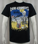 Authentic DEAD KENNEDYS Holiday In Cambodia Skeleton T-Shirt S M L XL NEW