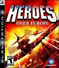 HEROES OVER EUROPE - SONY PLAYSTATION 3 PS3 GAME COMPLETE