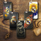 real madrid football club logo UV Case Cover Apple iPhone 6 7 X HTC Huawei P9 LG