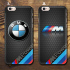 BMW M style m3 m5 e36 e39 e60 car case cover iPhone 5/5s 6/6s 7 8 X plus Samsung