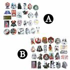 25pc/lot Star Wars Car Sticker Label Tag Handbox Laptop Sticker DIY New