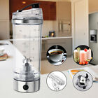 250ML USB Auto/Electric Mixing Shaker Protein Coffee Cup Blender Mixer Bottle