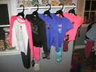 UNDER ARMOUR Toddler Girl's 2 Piece Shirt/Legging Set,Sizes 2T-4T,Plystr,MSRP$37