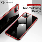 CAFELE Popular Shockproof TPU Plating Phone Case Cover for Samsung Galaxy S9 S9+