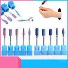 """3/32"""" Carbide Nail Drill Bits For Acrylic Nails Cuticle Cleaner Manicure Salon"""