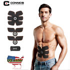 Ultimate ABS Simulation EMS Training Exerciser Body Abdominal Muscle & Arms USA image