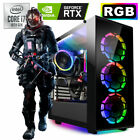Gamer PC i7 9700K 8x 4.9 Ghz Geforce RTX 2070 8GB OC Gaming Windows 10 Asus RGB
