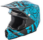 NEW Fly F2 Carbon Rewire Fracture Rock Star Motocross Dual Sport ATV UTV Helmet <br/> ✔FAST SHIPPING ✔GENUINE FLY ✔AUTH DEALER ✔CLIMAX GEAR