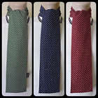 NEW WITH DEFECTS - POLKA DOT HANDMADE MOD SCARF VINTAGE STYLE SCOOTER 60S RETRO