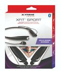 Xtreme Xfit Sport Bluetooth Magnetic Earbud Headset Around The Neck 4 Colors