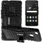 G-Shield® Shockproof Heavy Duty Hard Armour Stand Case Cover For Huawei P9 Lite