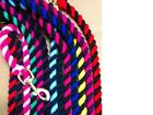 Cotton English made lead rope ( pony equestrian childs kids made in England )