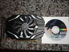 USED MSI Geforce GTX 1050 Ti 4GB OC Edition PCI-E Video Card with Software!