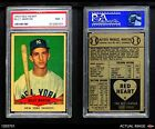 1954 Red Heart Billy Martin Yankees PSA 7 - NM